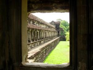 Angkot Wat temple