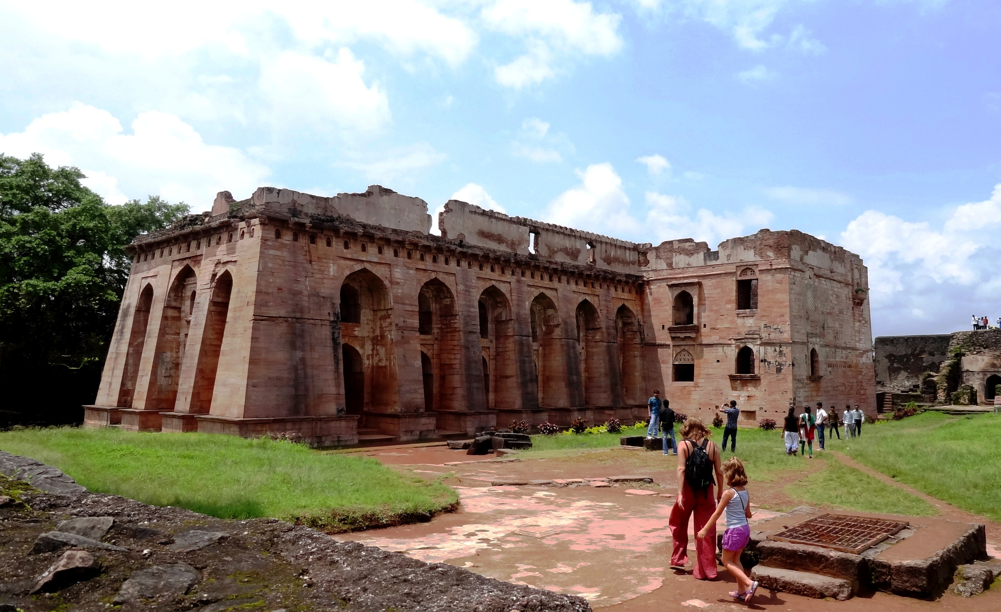 Revel monsoon Magic in Mandu Madhya Pradesh!