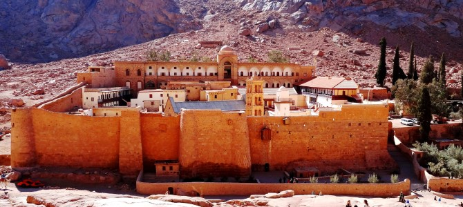 Road Less Traveled: Cairo To Sharm El Sheikh Via St. Catherine's Monastery