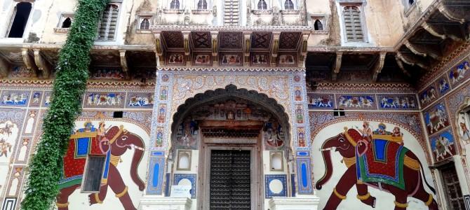 Mandawa Haveli- Silk Route Secrets of Shekhawati