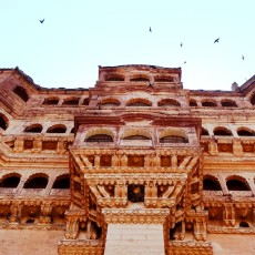 Road Tripping in Rajasthan: Photo Essay