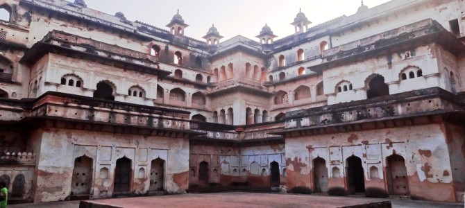 6 reasons why you should not skip Orchha on the way to Khajuraho!