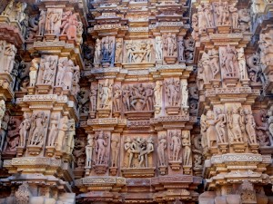 Ancient india erotic art