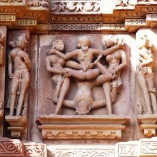 Khajuraho Temple Complex: Epitome of Erotic Temple Art!
