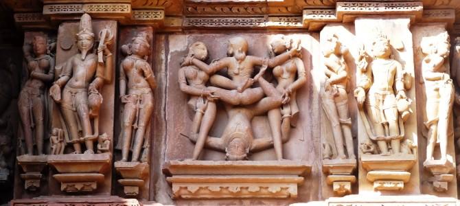 Khajuraho Temple Complex: Epitome of Erotic Temple Art!
