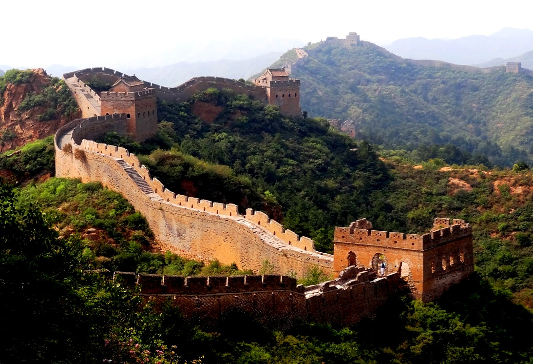 Hiking On The Great Wall Of China- Once In A Lifetime Experience-