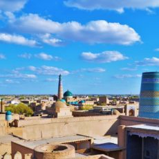Itchan Kala – Historic Heart of Khiva on Ancient Silk Route