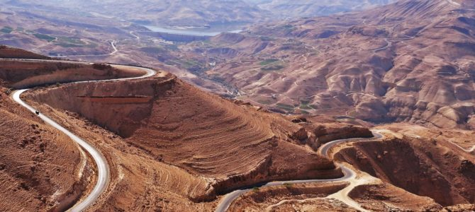 Road Tripping on King's Highway Jordan