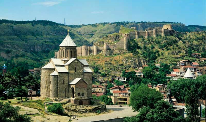 Discover Tbilisi