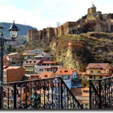 Discover Tbilisi – Tiny Capital Of Georgia