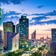 Astana – The Glitzy Capital Of 21st Century Kazakhstan