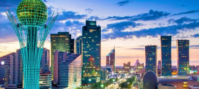 Astana – The Glitzy Capital Of 21st Century Kazakhstan