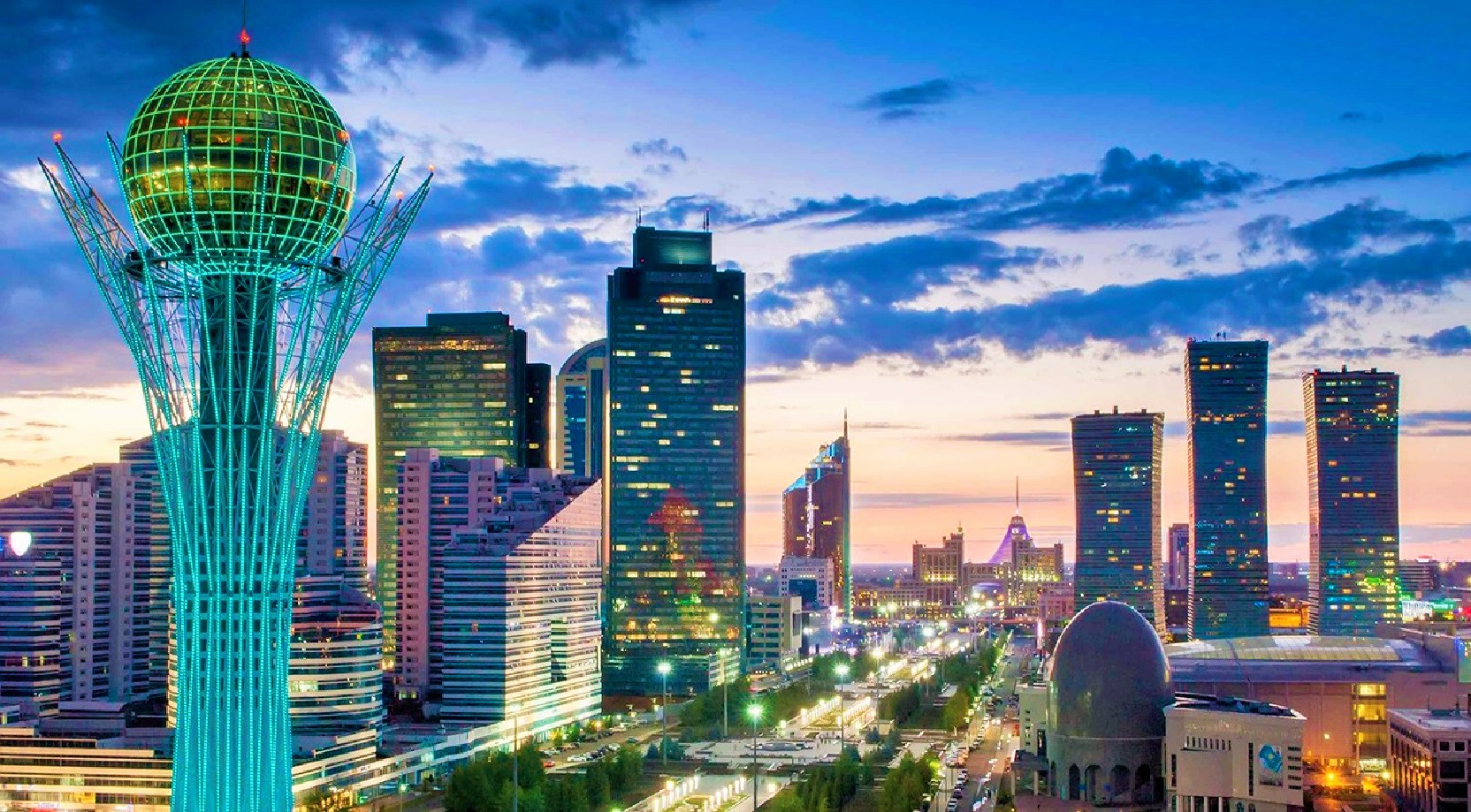 Astana Kazakhstan - The Glitzy Capital Of 21st Century