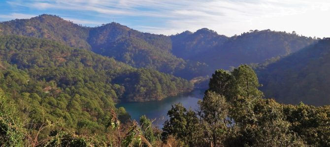 Exploring Lake District Of Nainital From Green Glen