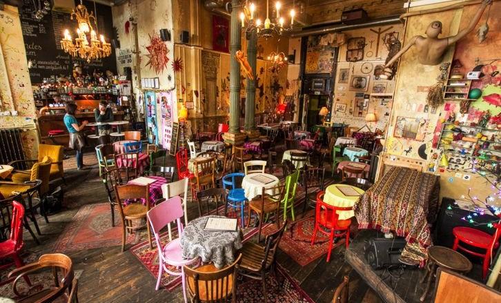 best bars in Budapest