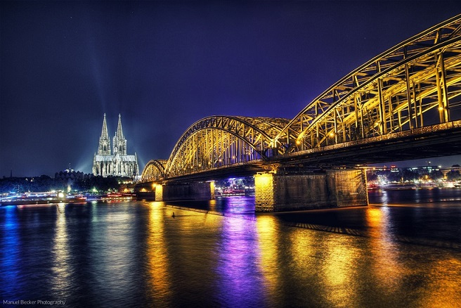 Visiting Cologne