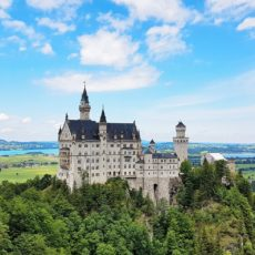 Neuschwanstein Castle – A Fairy Tale World  Of A Bavarian King