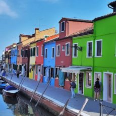 Island Hopping Around Venice!