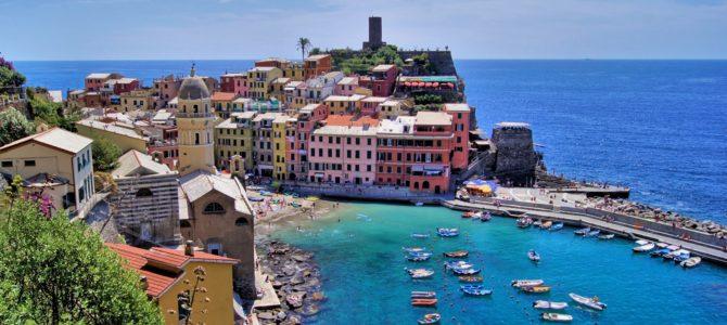 Escape To Cinque Terre