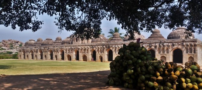 Hampi – Getting lost in 'The Forgotten Empire'!
