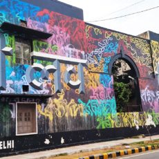 Lodhi Art District – India's First Open Air Public Art Gallery!