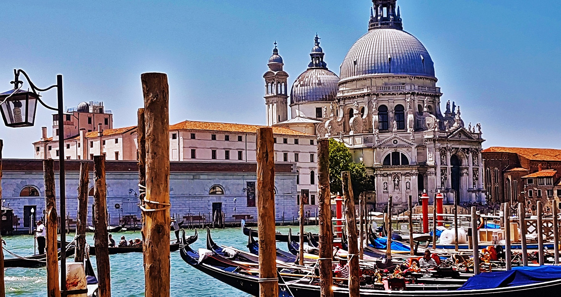 Visiting Venice - Albeit reluctantly!