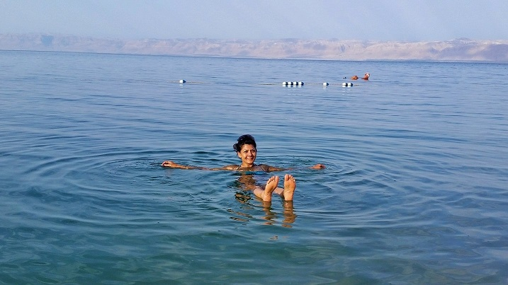 Why The Dead Sea Is Called The Dead Sea!!??!!