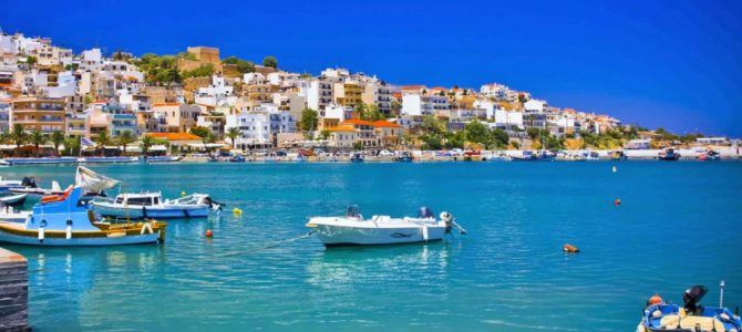 Exploring Greek Island Of Crete And Its Famous Mythology